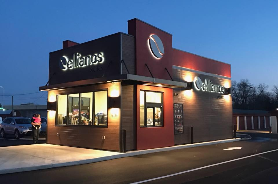 Ellianos Coffee Named a Top Food Franchise by Franchise Business Review