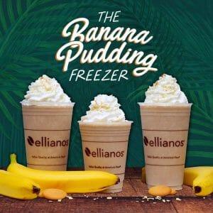The Banana Pudding Freezer Promotions