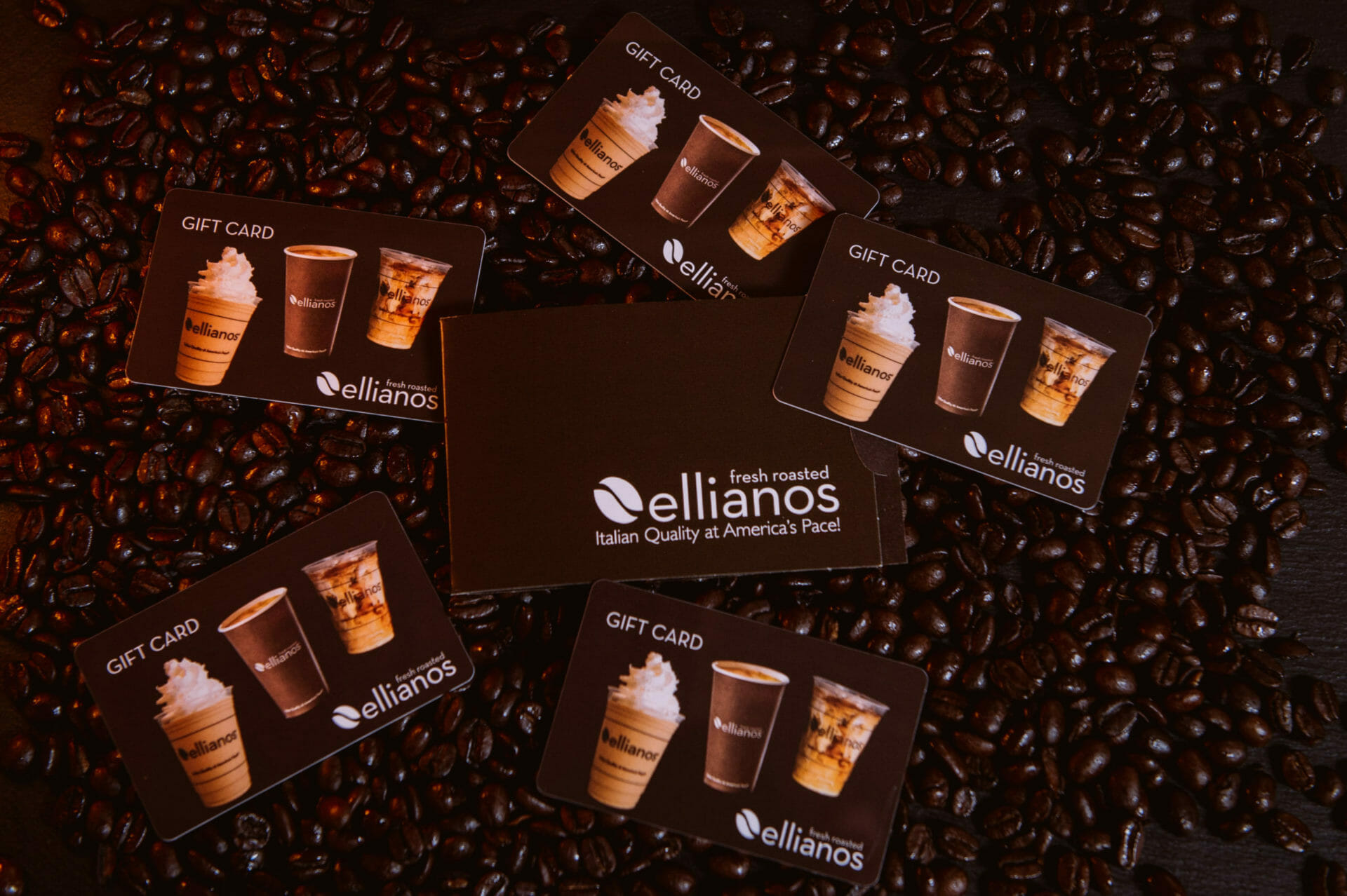 Ellianos Coffee Giftcard